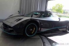 难得一见的帕加尼超级跑车细节曝光,很多人都没见过这车。