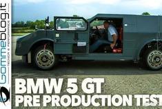 汽车视频:宝马5系Gran Turismo试驾试驾