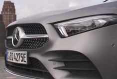 2020款 奔驰A250 EQ power 电力轿车登场