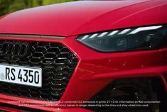新款奥迪 RS 4 Avant (B9)官方宣传视频