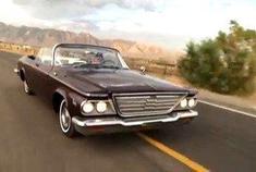 经典老车--1964 克莱斯勒 Newport Convertible