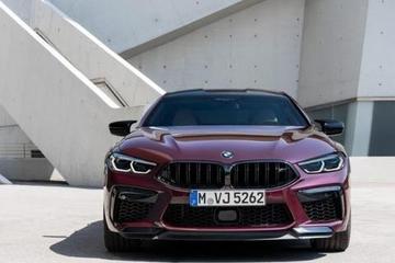 不怒自威 宝马M8 Gran Coupe官图发布