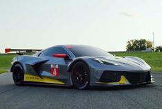 【美国猛兽】雪佛兰克尔维特Corvette C8.R详细展示