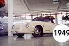 汽车视频:保时捷356/2 Cabriolet简介
