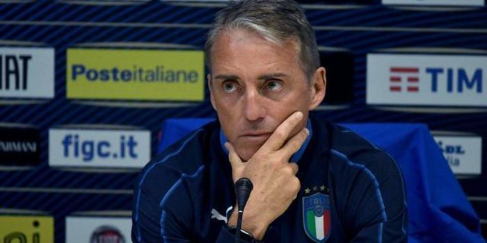 曼奇尼:对阵希腊并不容易 但必须拿下这场比赛
