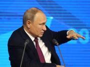 普京:俄军费开支仅列全球第七 沙特高居第三