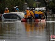 """台风""""海贝思""""致日本73人死 灾害影响恐将长期化"""