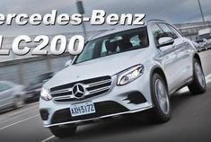 更容易摘星!入门豪华SUV|奔驰 GLC 200
