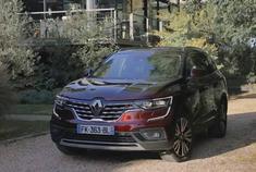 全新2020雷诺Koleos INITIALE巴黎SUV推出