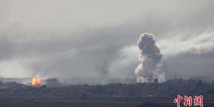 庫爾德武裝與敘政府軍合作 土耳其稱將再奪一城