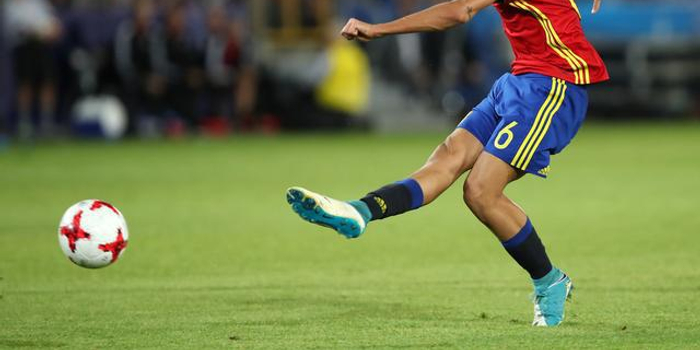大将:很高兴晋级欧洲杯 这支西班牙会踢逆风局