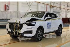 汽车精算师 | 视频揭秘C-IASI 哈弗F5整体安全级别不高