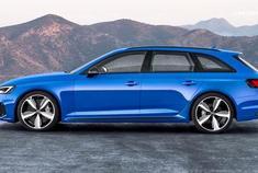 汽车视频:新老两款奥迪RS 4全面对比