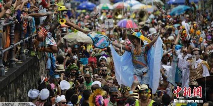 巴西擬提供簽證便利 冀每年吸引60萬中國游客