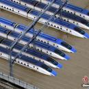 """""""海贝思""""袭日:10列新干线被淹受损 造价20亿元"""