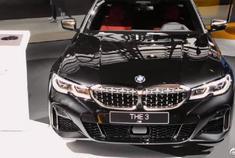 2020款宝马BMW M340i Touring旅行版