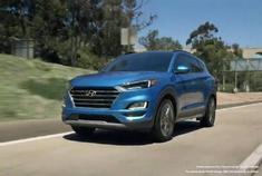 汽车视频:全新新2020现代途胜SUV推出