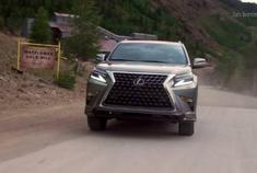 全新2020雷克萨斯GX 460豪华SUV推出