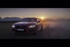 汽车视频:宝马 M8 Gran Coupe 官方短片