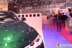 基于3系旅行版改装 车展实拍ALPINA D3