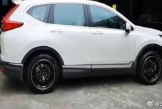 CRV改装18寸轮毂,经典效果展示!你们觉得怎么样?