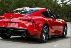 汽车视频:丰田Supra(2020)回归传奇。