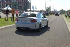 完美的///M Power  精悍暴躁雷霆小怪兽  BMW M2 Competition