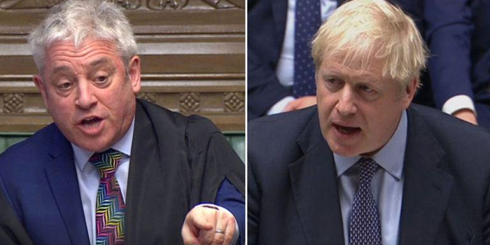 英下议院议长:拒绝让议会就新脱欧协议进行投票
