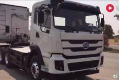 比亚迪纯电动重型卡车投放美国,拖挂集装箱毫无压力,快看看!