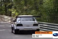 【疯狂攻山】Subaru Impreza WRX出征,寸草不生