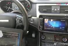 哈弗H6汽车音响改装升级8音度DSP,音乐听起来更悦耳