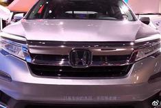 本田使出杀手锏!新款SUV比Q7都气派,一听价格,还选啥汉兰达!