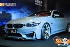 创新BMW X3M、创新BMW X4 M及雷霆版于长沙上市