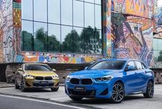 """创新BMW X2城市穿越赛""""型""""动渝城"""
