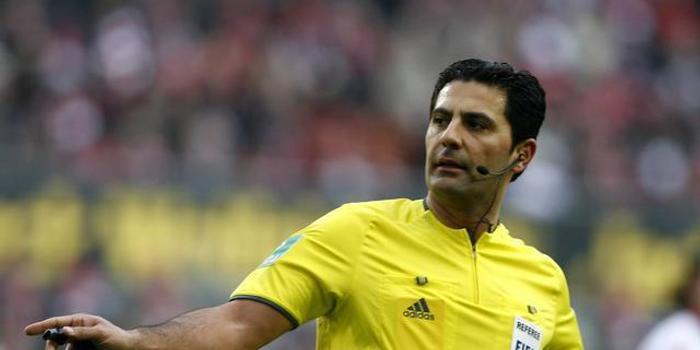 前主裁:裁判也是德国球队落后原因 德甲哨子太紧