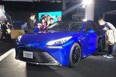 新一代Mirai概念車等 豐田2019進博會陣容