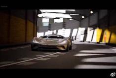 捷豹Vision GT跑车,未来电动车,居然是这样设计出来的