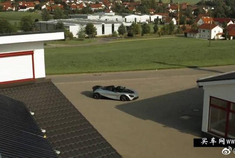 先不谈气场除非你见过它,顶级跑车2020款迈凯伦720S Spider