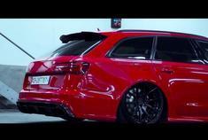 汽车视频:最强买菜车,奥迪Audi RS6
