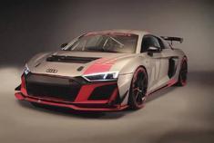 2020 Audi R8 LMS GT4赛车官方视频发布