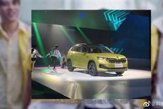 斯柯达柯米克GT正式全球首发,外形运动气息十分浓厚