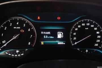 別克英朗開了56659公里后,車主曬油耗,省油方法哭笑不得