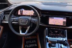 2020 Audi Q8-外观内部细节,来感受一下这就是豪车的魅力了!