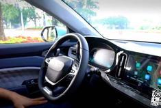 【试驾】新宝骏RM-5,良心车的价格!超级炫酷的外观