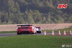 法拉利F430 GTC!真的是太帅气了吧!