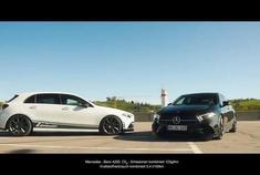 汽车视频:劳伦士全新奔驰A级改装方案
