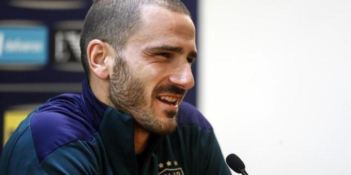 博努奇:意大利首要防守是进攻 尤文需要最好的C罗