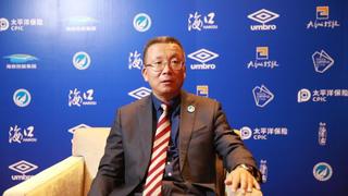中帆协秘书长刘卫东专访