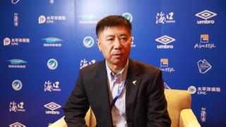 世帆联副主席李全海专访