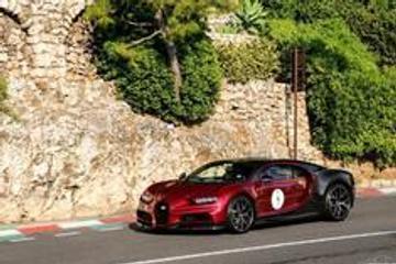 Bugatti Grand Tour 2019 太绝美了!!!